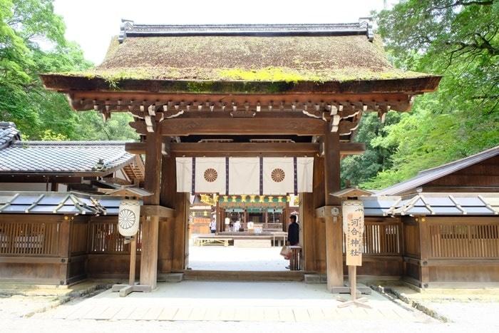 京都の撮影スポット 河合神社とはどんなところ?