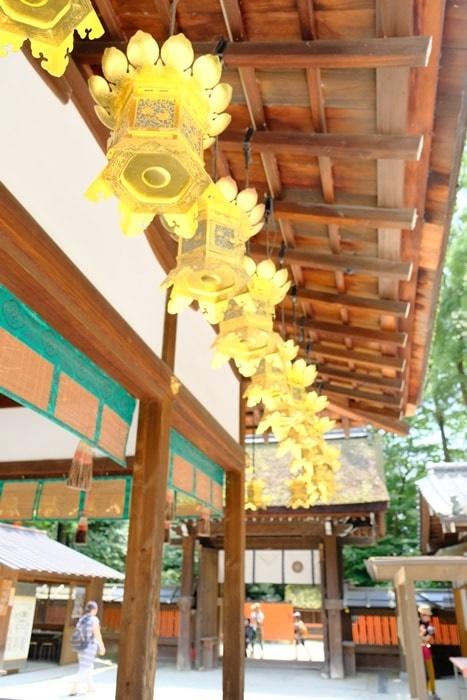 河合神社で撮りたい写真