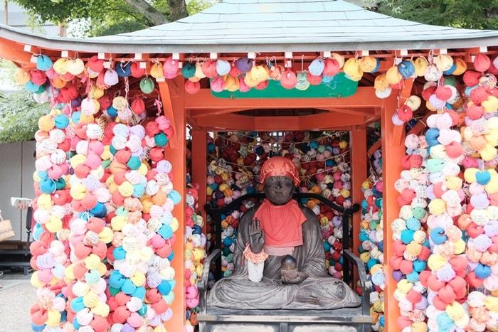 京都・撮影スポット 八坂庚申堂