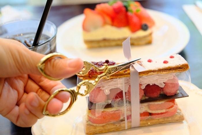 京都のカフェ撮影スポット メゾンドフルージュ