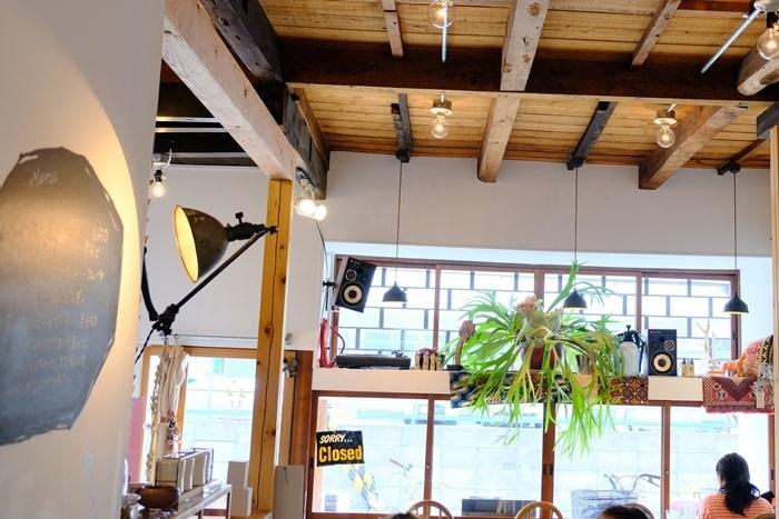ノッタカフェ撮影のおすすめの席