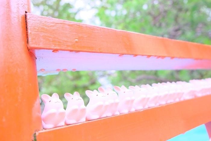 撮影スポットとしての岡崎神社のおすすめ度