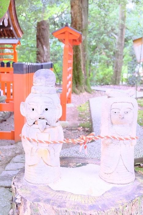 フォトジェニックな下鴨神社写真