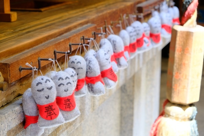 京都のかわいい撮影スポット 矢田寺