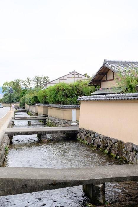 上賀茂神社の社家町