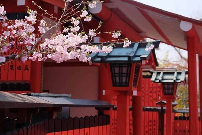 京都ノスタルジックな撮影スポット・嵐電