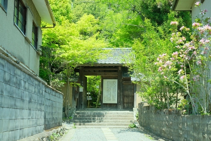 蓮華寺へのアクセス