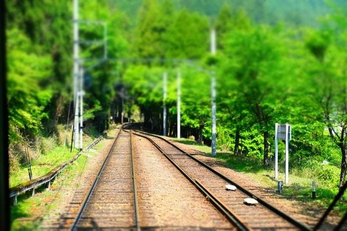叡山電車の混雑と撮影におすすめの時期