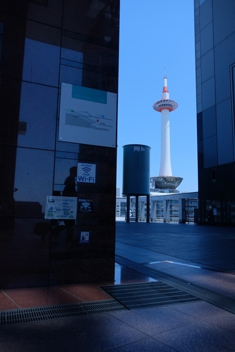 京都タワーの撮影スポット