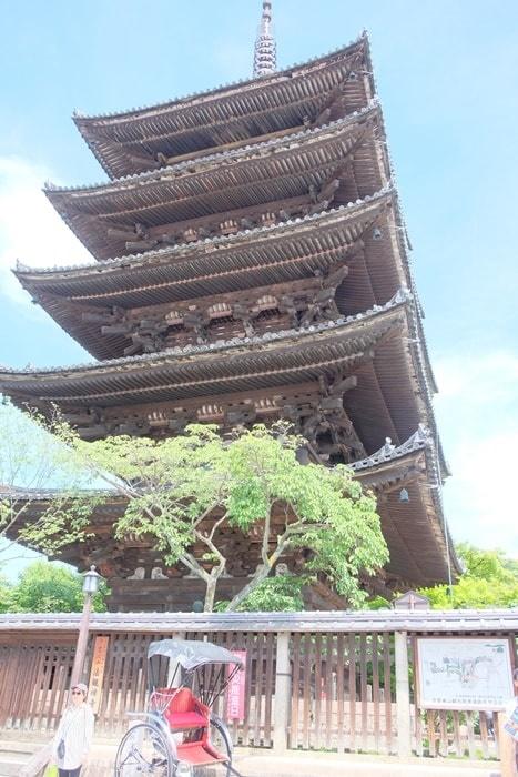 京都らしい風景が撮れる撮影スポット・ニ寧坂、産寧坂