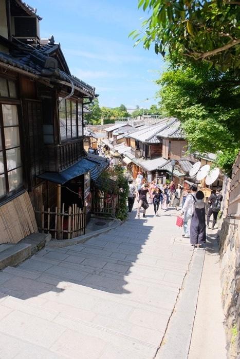 ニ寧坂・産寧坂の撮影スポット
