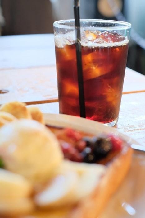クランプコーヒーサラサのメニューと値段