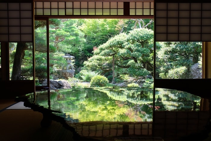 京都・建物の撮影スポット 旧邸御室
