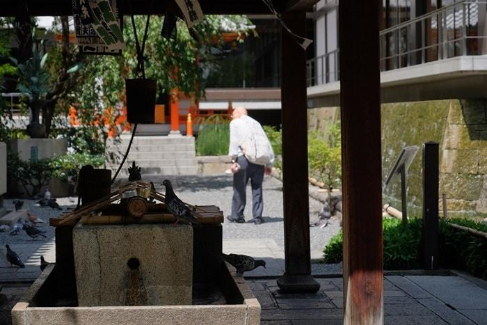 京都 フォトジェニック 神社・寺 六角堂