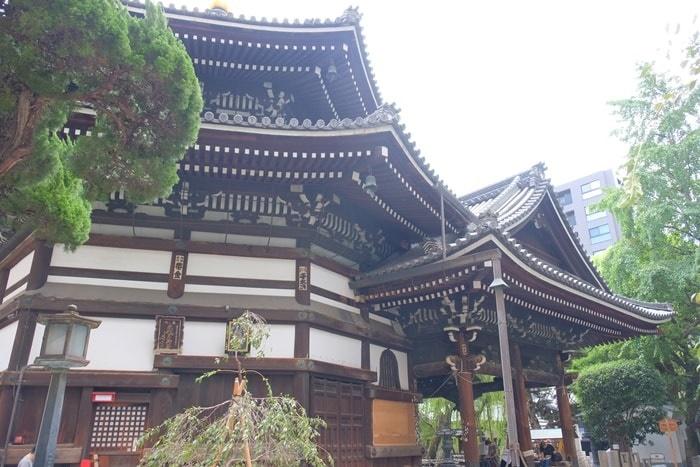 フォトジェニック神社 京都 六角堂