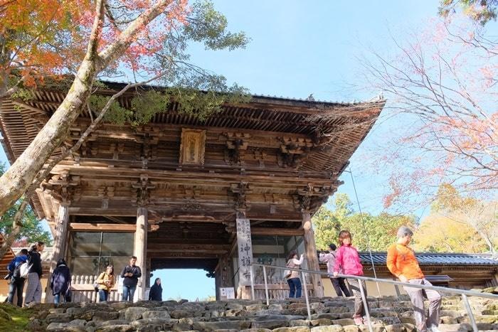 京都紅葉スポット 神護寺とは?