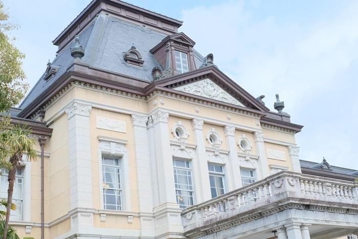 京都府庁旧本館の建物外観 画像