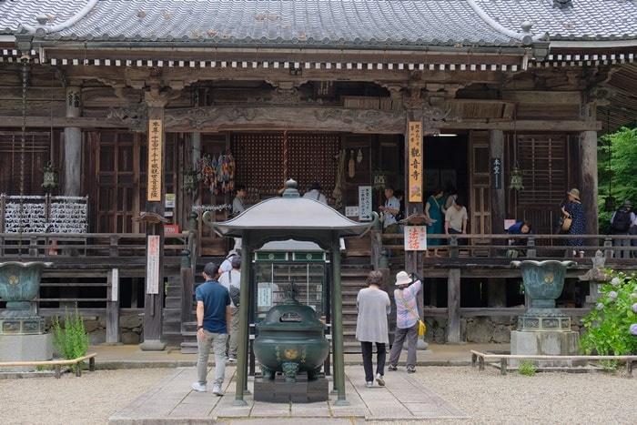 丹州観音寺 本堂画像
