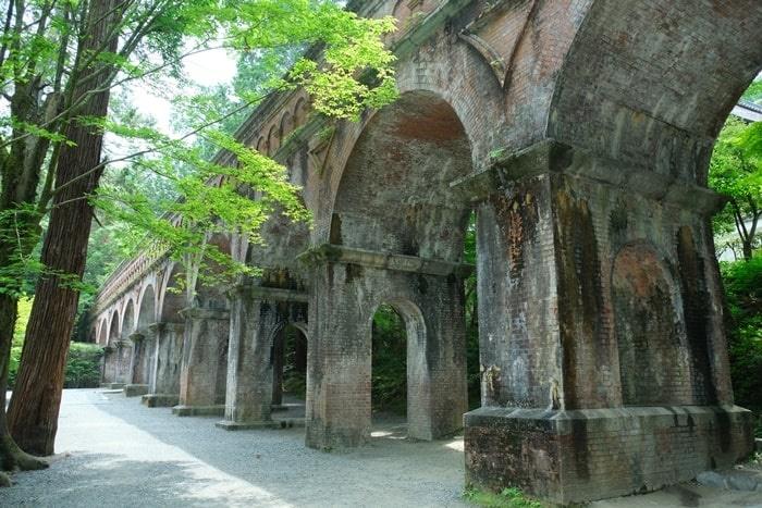 南禅寺水路閣の混雑と撮影におすすめの時期