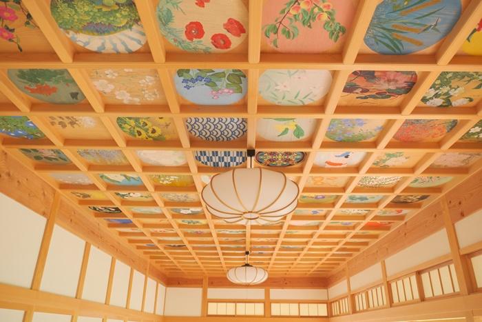正寿院の天井画