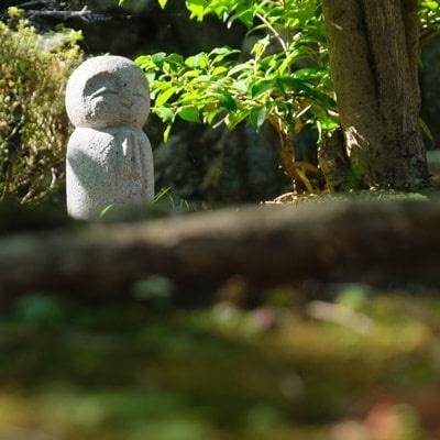 楊谷寺のお地蔵さん